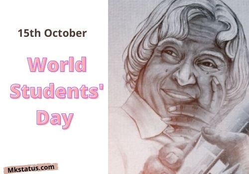 World Students' Day 2020 wishes images | 15th October