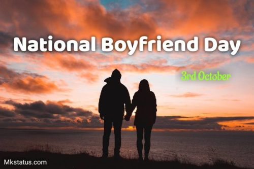 National Boyfriend Day wishes images for free downloads
