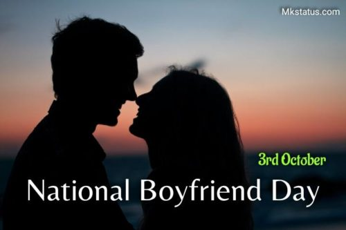 National Boyfriend Day wishes images