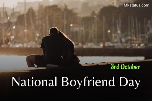 Happy National Boyfriend Day wishes images