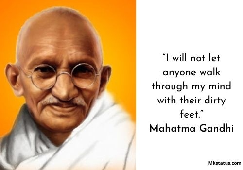 happy mahatma gandhi jayanti quotes images for whatsapp
