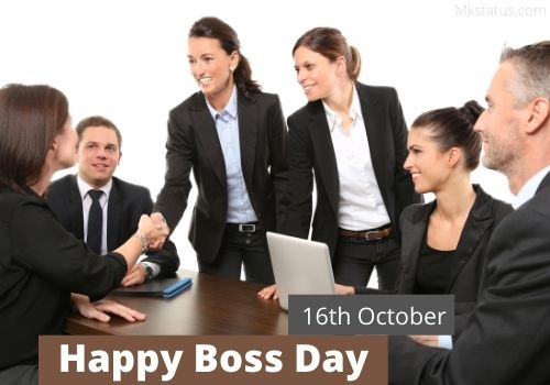 Happy Boss Day 2020 images