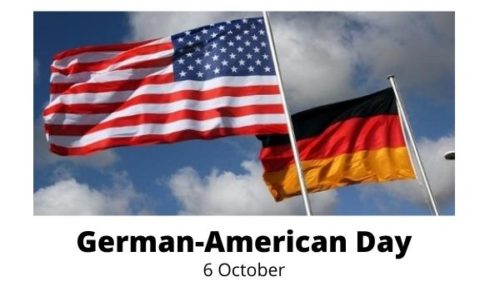 German-American Day 2020 images