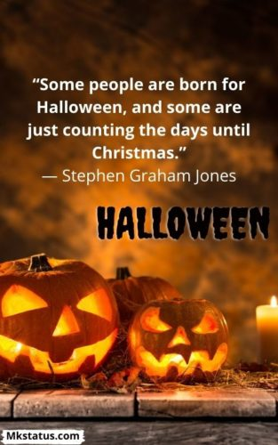 Halloween quotes images for Whatsapp