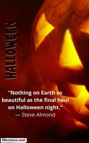 Halloween greeting Quotes  images