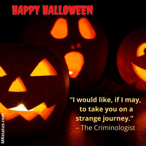 Happy Halloween Famous Sayings photos