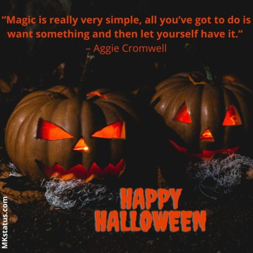 Happy Halloween Sayings images for Instagram