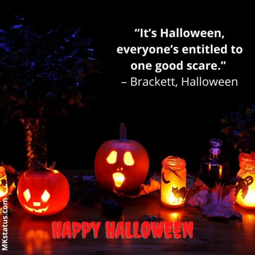 Happy Halloween Famous Sayings pics