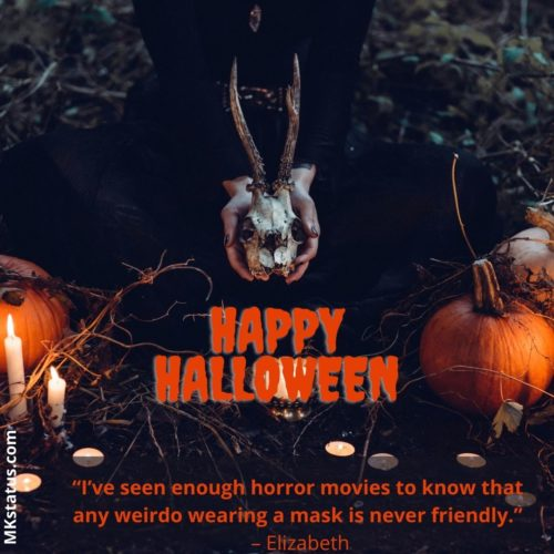 Happy Halloween Sayings images