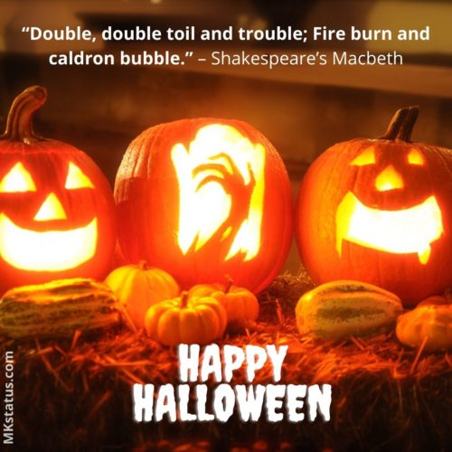 Famous Halloween Sayings images