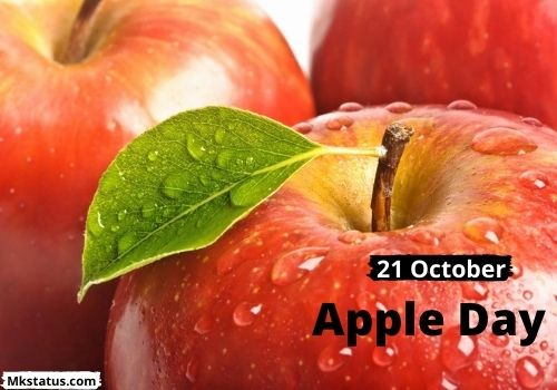 Apple Day Images for status