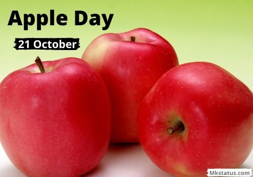 Happy Apple Day images