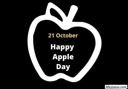 Happy Apple Day 2020 wishes images