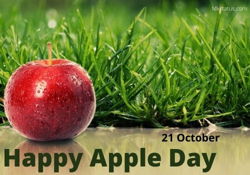 Happy Apple Day 2020 images