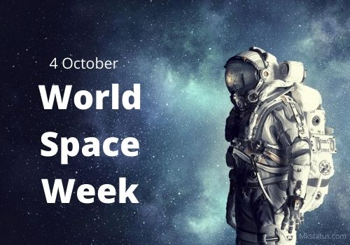 Best World Space Week images