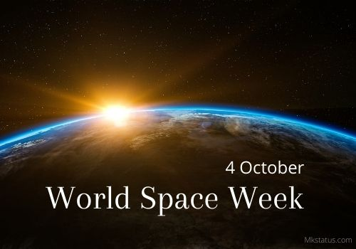 Download World Space Week images