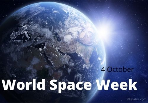 Latest World Space Week images