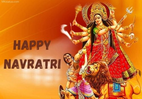 Happy Navratri 2020 wishes images