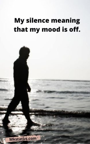 Mood Off Caption for Boys images for FB
