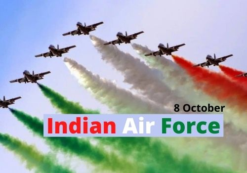 Indian Air Force day 2020 images
