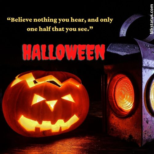 Short Halloween Quotes images
