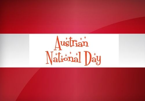 Austrian National Day Images