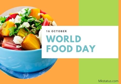 latest 2020 Happy World Food Day wishes images