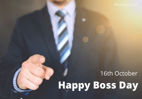 Happy National Boss Day 2020 images