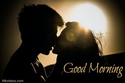Good Morning Kiss images for Facebook