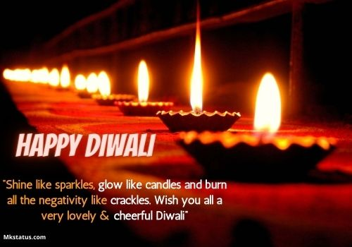 Happy Diwali wishes sms images
