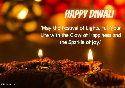 Happy Diwali sms in English images