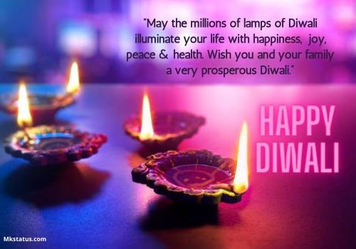 Latest 2020 Happy Diwali wishes messages