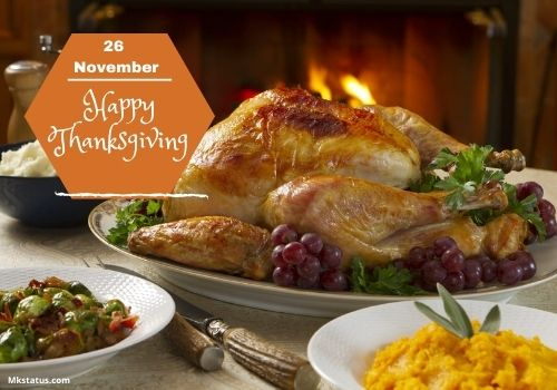 Download Happy Thanksgiving wishes images