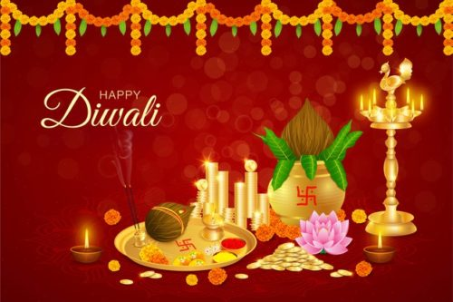 Happy Diwali 2020 Wishes Images for status
