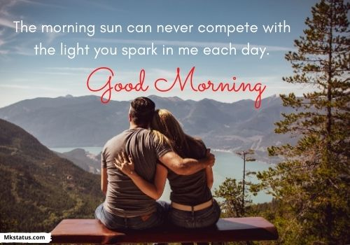 Good morning messages  for love one
