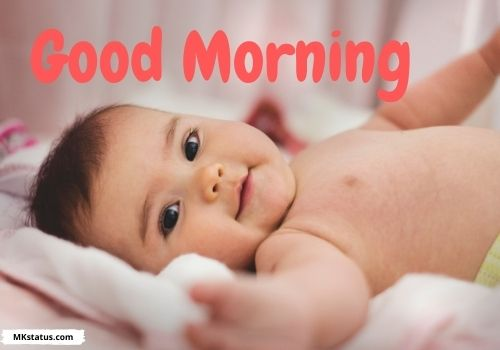 Lovely Good Morning baby pictures
