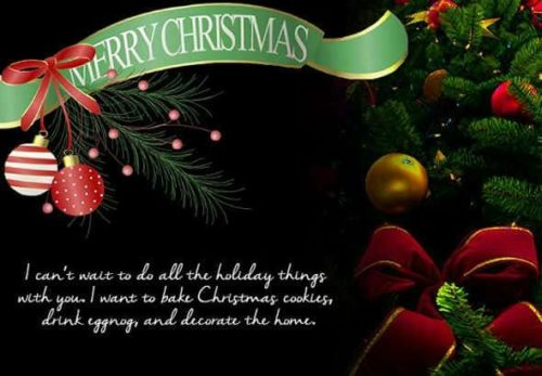 Trending Merry Christmas greeting images with quotes