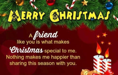 Merry Christmas wishes messages images 2020