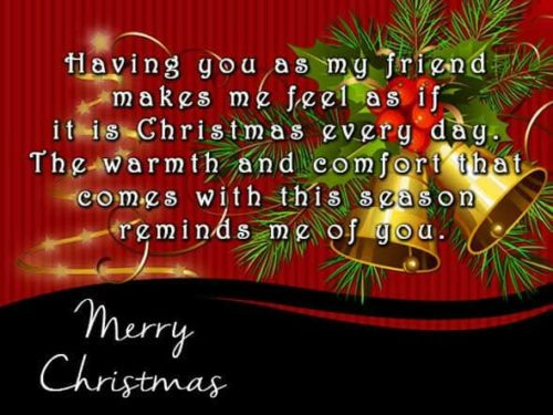 Merry Christmas wishes messages images for status