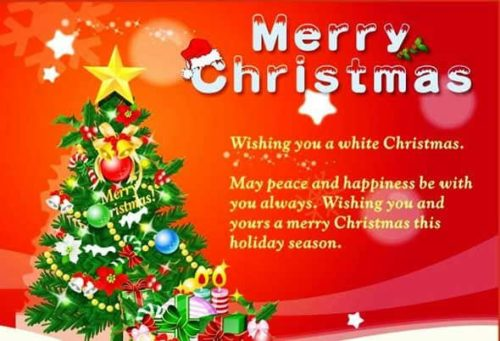 Best Merry Christmas wishes messages images