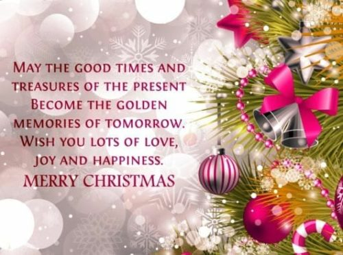 Merry Christmas wishes messages images 2021