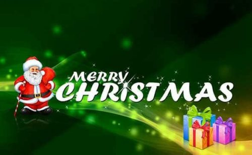 Merry Christmas and new year wishes images