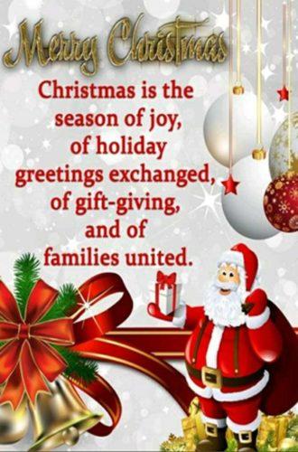 Latest Merry Christmas sayings for cards images