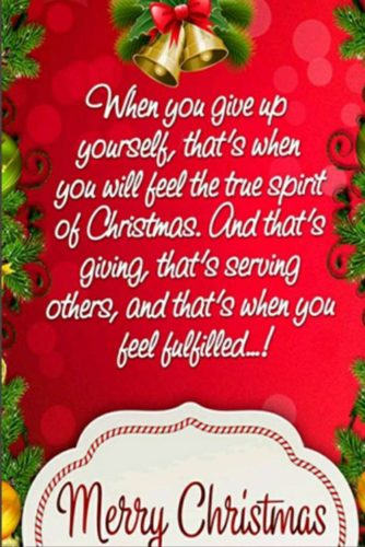 Merry Christmas sayings for cards images