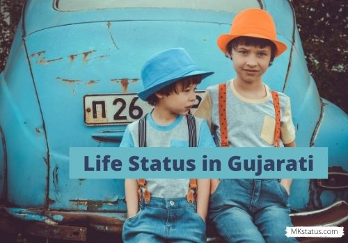 Life Status in Gujarati images