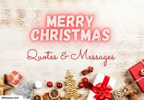 Merry Christmas wishes quotes & messages