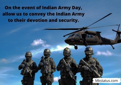 Proud To Be Indian Army Quotes