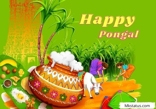 Happy Pongal 2021 images