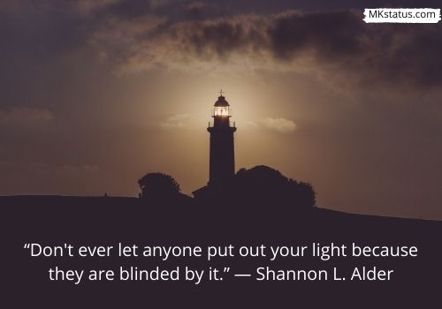 Powerful lighthouse quotes
