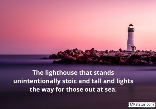 You are my lighthouse quotes